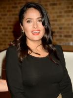 Salma Hayek - 'The Yugen' by Martha Fiennes exhibition VIP Preview in London - 10/5/2018