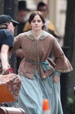 Emma Watson - Filming Little Women in Boston - 10.09.2018 84710467_002