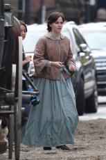 Emma Watson - Filming Little Women in Boston - 10.09.2018 84710470_005