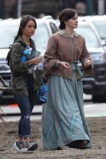 Emma Watson - Filming Little Women in Boston - 10.09.2018 84710481_009