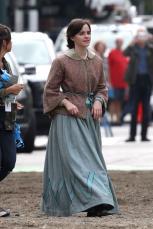 Emma Watson - Filming Little Women in Boston - 10.09.2018 84710483_010