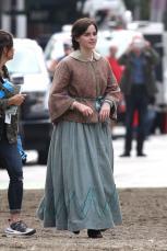Emma Watson - Filming Little Women in Boston - 10.09.2018 84710484_011