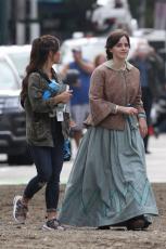 Emma Watson - Filming Little Women in Boston - 10.09.2018 84710486_013