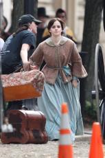 Emma Watson - Filming Little Women in Boston - 10.09.2018 84710491_016