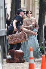 Emma Watson - Filming Little Women in Boston - 10.09.2018 84710493_017