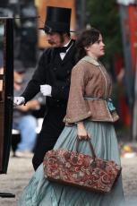 Emma Watson - Filming Little Women in Boston - 10.09.2018 84710513_022