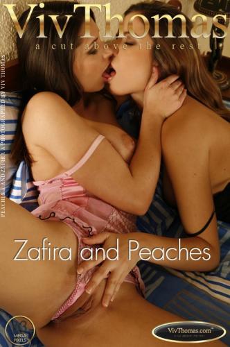 Zafira and Peaches