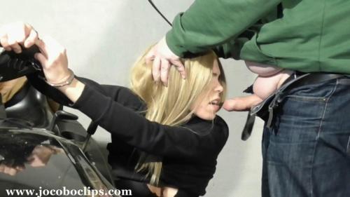 Captured Blonde Sexslave – Juliette. Jocoboclips.com (519 Mb)