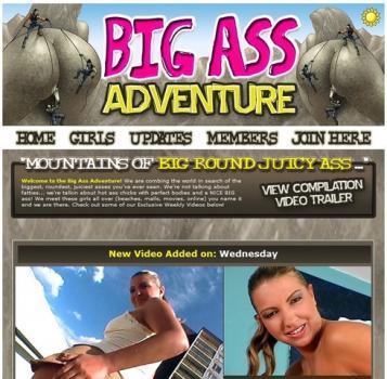 BigAssAdventure (SiteRip)