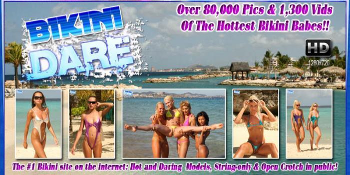 Bikini-Dare (SiteRip) Image Cover