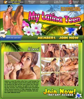 MyLatinaTeen (SiteRip) Image Cover