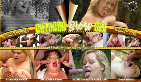 BBWOutdoorSex (SiteRip) Image Cover