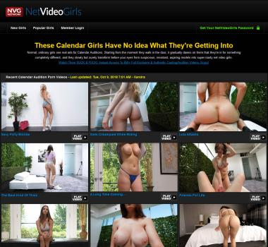 NetVideoGirls (SiteRip) Image Cover