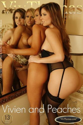 Vivien and Peaches