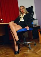 Mia - Business Babe Sexy In Nylons x6rq683unz.jpg