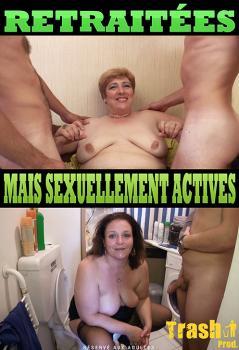 Retraitees mais sexuellement actives