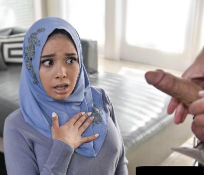 ArabsExposed - Aaliyah Hadid Anal Sex In Hijab