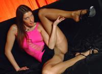 Eliss - Pantyhose babe ready for nightclub c6rqprfrse.jpg