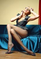 Lilly - Skinny babe with long pantyhose legs 06rqq7oi33.jpg