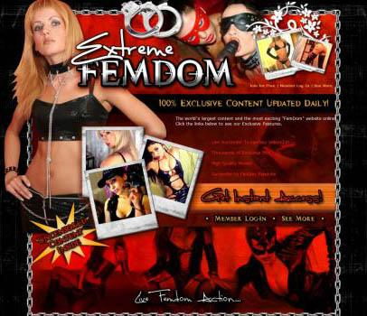 ExtremeFemdom (SiteRip) Image Cover