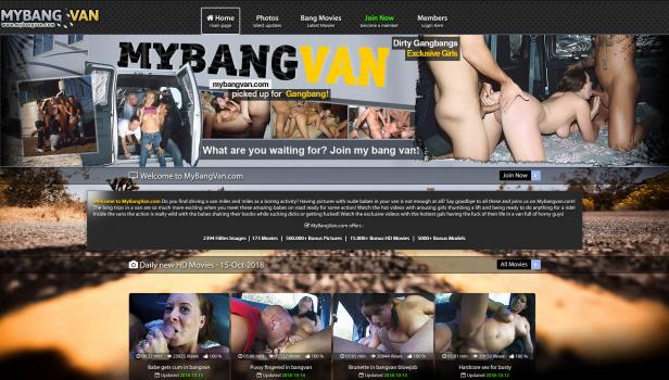MyBangVan (SiteRip) Image Cover