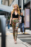 Katherine McNamara -  Out in NYC Day & Night 9/8/18