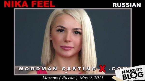 Woodman Casting X - Nika Feel