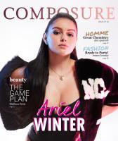 Ariel Winter - Composure Magazine October 2018