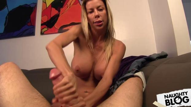 Taboo POV - Alexis Fawx: Step Mom milks my cock before my date (2018/HD) [OPENLOAD]