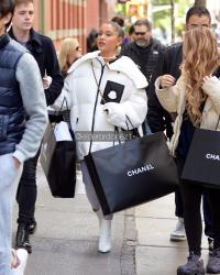 Ariana Grande - Chanel Store In NYC - 10-21-2018 *ADDS*