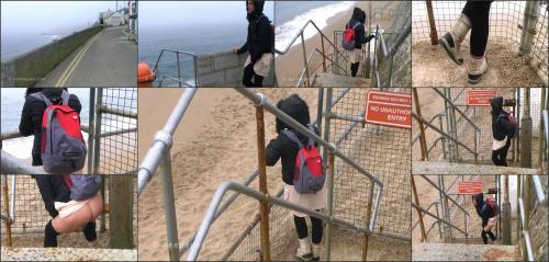 200_-_Rebekah_-_Beach_Steps_Pee