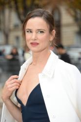 Juliette Lewis - Miu Miu show at Paris Fashion Week 10/02/2018