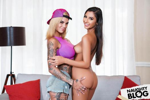 First Time Auditions - Gianna Dior & Bonnie Rotten